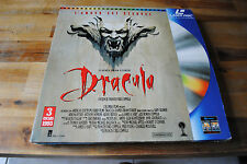 Film Laserdisc LD DRACULA version FR PAL