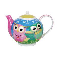 Owl Mania Teapot