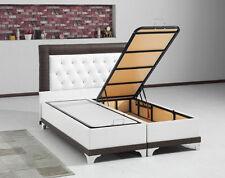 Betten & Wasserbetten im Landhaus-Stil aus Kunstleder mit