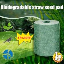Biodegradable Grass Seed Mat Fertilizer Garden Picnic 20*300cm BEST