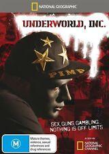 National Geographic: Underworld, Inc NEW R4 DVD