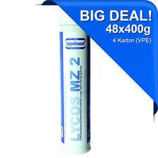 48x400gr.LMZ2 Wasser- und oxidationsbeständige Fett-Kartusche