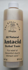 The Elder Herb Shoppe Antacid Herbal Tonic 8 oz. Acid Reflux All Natural