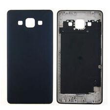 Recambios carcasas negras para teléfonos móviles Apple