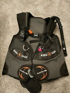 Aqualung Wave BCD, scuba diving buoyancy control device - Medium