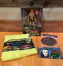 NECA Teenage Mutant Ninja Turtles Complete Danny Pennington Figure Loot Crate L