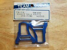 team suzuki ts-13 yokomo yr-f2 aluminum  front arms