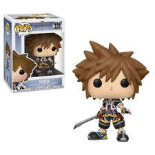 Funko Pop Disney Kingdom Hearts Sora 331 Vinyl Figure Boxed RARE