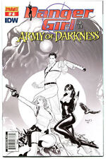 DANGER GIRL / ARMY OF DARKNESS #2, VF, Variant, 2011, more AOD in store