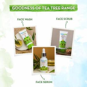 Mamaearth Tea Tree Face - Scrub / Wash / Toner & COMBO Pack For Acne & Pimples