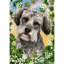 Clover House Flag - Schnoodle 31474
