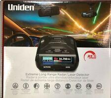 Uniden R3 DSP Long Range Radar Laser Detector - Matte Black BRAND NEW