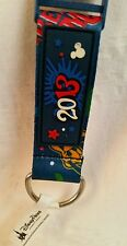 Disney Mickey Mouse 2013 Deluxe Lanyard