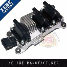Audi A4 A6 S4 Volkswagen Passat Ignition Spark Plug Coil Pack Module UF256 C1171