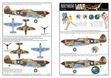 KITS-WORLD 1/72 P-40F Warhawk # 72061