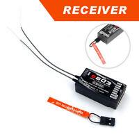 Für JR/Spektrum DSM2/DSM-X S603 7CH 2.4 GHz Sender RC Storm Empfänger Receiver