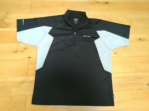 Trespass 'Duoskin' Short Sleeve Thermal, XL Black/Grey, 1/4 Zip, Super used cond