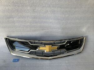 2014 - 2020 CHEVROLET IMPALA OEM BLACK AND CRHOME GRILLE WITH EMBLEM