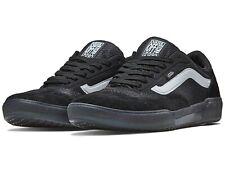 Vans Ave Pro Shoe Anthony Van Engelen Black White F*cking Awesome Black White