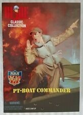 G.I. JOE CLASSIC COLLECTION WWII FORCES COLLECTION PT-BOAT COMMANDER
