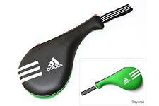 Adidas Double Target Pad Smaller Version Taekwondo Kick Strike Paddle Training