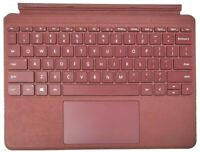 Microsoft KCS-00041 Surface Go Alcantara Signature Type Cover - Burgundy