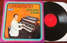 Venancio & His Musical Keyboards Electronic Organ Lp Maller (1976) Ex Spain