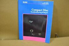 "COMPACT DISC TROUBLESHOOTING & REPAIR ""NEIL HELLER"" BOOK (PT503)"