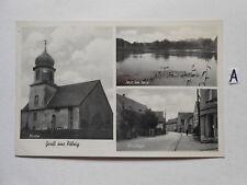 Postkarte Ansichtskarte Sachsen.Gruß aus Pölzig