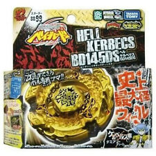 GENUINE Takara Tomy Hell Kerbecs Beyblade BD145DS BB99 Hades metal - STARTER SET