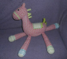 Rattles My Little Pony Baby Ring Rattle Toy Pink Girls Bnwt Be Friendly In Use