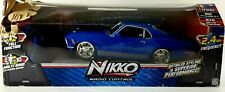 Nikko Radio Control RC Muscle Classics 1970 Ford Mustang Mach1