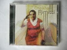 CD - CHEIKA RIMITTI - NOUAR - 2000 SONODISC