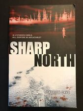 New listing Sharp North by Patrick Cave (2009, Paperback) Antheneum Book PB Youth 14+ NY S&S
