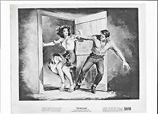 "VINTAGE ORIGINAL MOVIE ART STILL ""THE OUTLAW"" SEXY JANE RUSSEL HOWARD HUGHES"