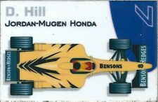 Aimant magnet Prost 1999 Formule 1 Formula 1 F1 Damon Hill Jordan Mugen Honda