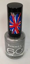 Rimmel London 60 Seconds Nail Polish - Precious Metal #810