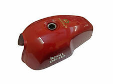 Royal Enfield GT Continental 535cc Red Painted Original Fuel Gas Petrol Tank