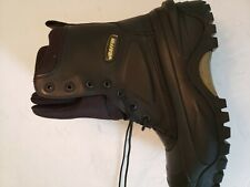 Steel Toe -76 F Insulated Liner Leather CSA Saftey Rated Oil And Acid Resistant
