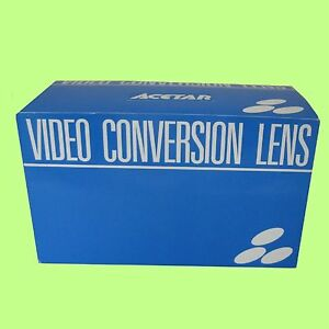 Acetar 4X Tele Conversion Lens for Video / Digital Camera 25mm  28mm  30.5mm