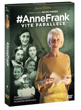Dvd Anne Frank. Vite Parallele (Dvd+Booklet) (2019) .......NUOVO