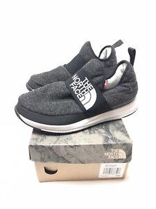 NIB The North Face NSE Japan Traction Lite Moc Shoes Mens 8 Dark Mix Grey New