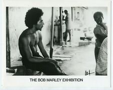Bob Marley: promo photo from Bob Exhibition in the 1990's