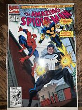 The Amazing Spider-Man #357 (Jan 1992, Marvel)