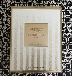 Victoria Secret Bombshell Gold Sealed Eau de Parfum 3.4 fl oz. Holiday 2020