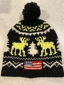 ralph lauren polo beanie *Wool*