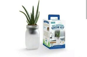 Back To The Roots Hydroponic Succulent Cactus Grow Kit, Self Watering Great Gift