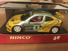 NINCO NEW AND UNUSED RENAULT MEGANE RED RENAULT 96 REF 50133