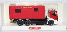MB Atego 2528 Abrollcontainer-Lkw Feuerwehr 625 01 nur 2000-2007