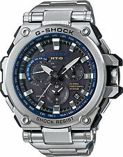 Casio Men's  MTG Metal Solar GPS MB6 Atomic Hybrid Watch MTGG1000D-1A2